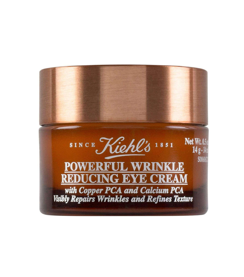 KIEHL'S  - POWERFUL WRINKLE REDUCING EYE CREAM 14ml