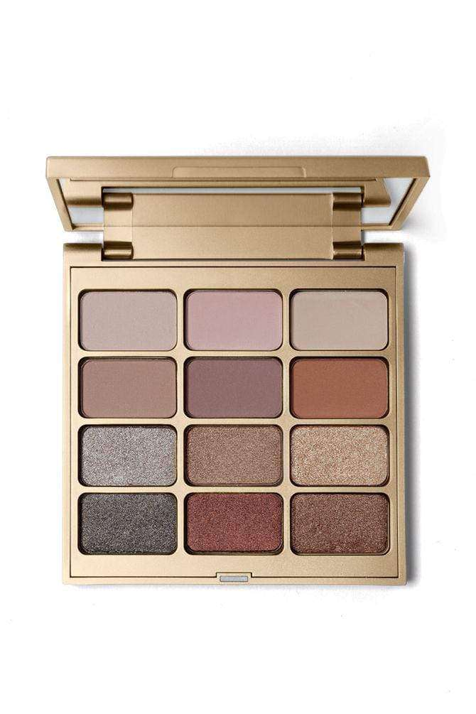 STILA MATTE N METAL EYE SHADOW PALETTE
