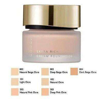 SUQQU EXTRA RICH GLOW CREAM FOUNDATION