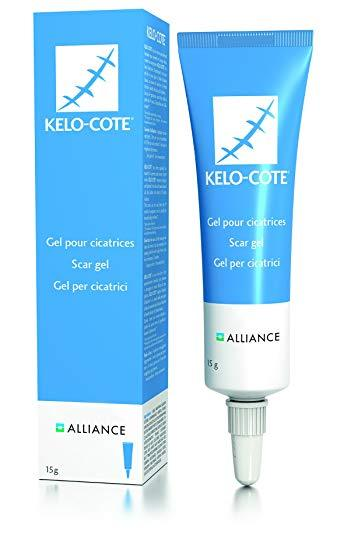 Kelo-cote Advanced Formula Scar Gel 60g