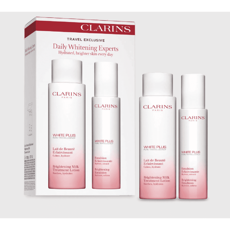 CLARINS DAILY WHITENING EXPERTS