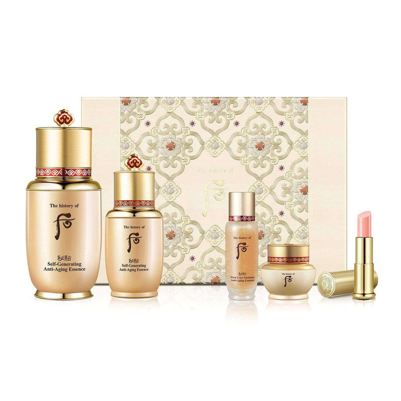 The history of Whoo Bichup Self-generating Anti-Aging Essence Special Set