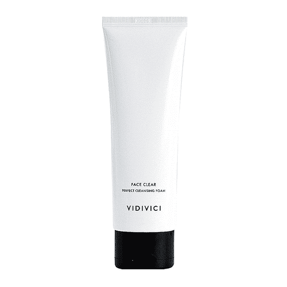 VIDIVICI - FACE CLEAR PERFECT CLEANSING FOAM