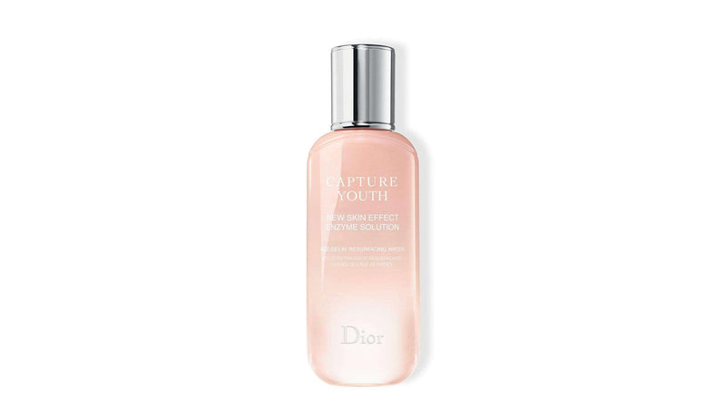 Dior capture youth age delay resurfacing water