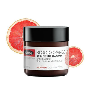 Swisse Blood Orange Brightening Clay Mask