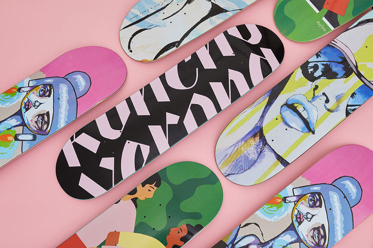 Anya Brock Limited Edition Transition Deck
