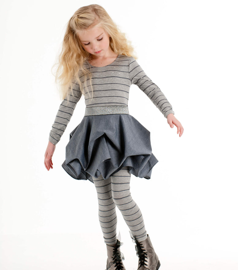 Biscotti Delovely Dress and Legging Set
