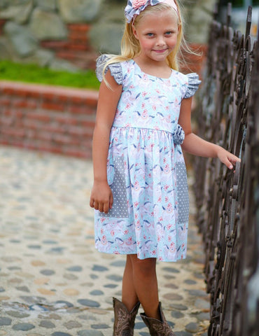 Giggle Moon Fillies of Love Phoebe Dress