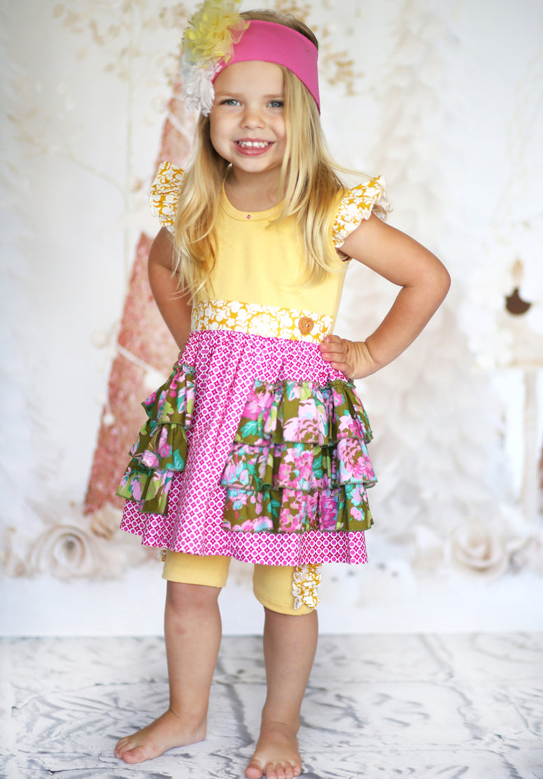 little girl boutique outfit