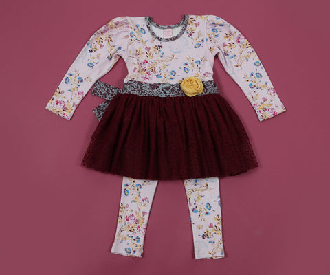 Giggle Moon Water into Wine Tutu Set 1