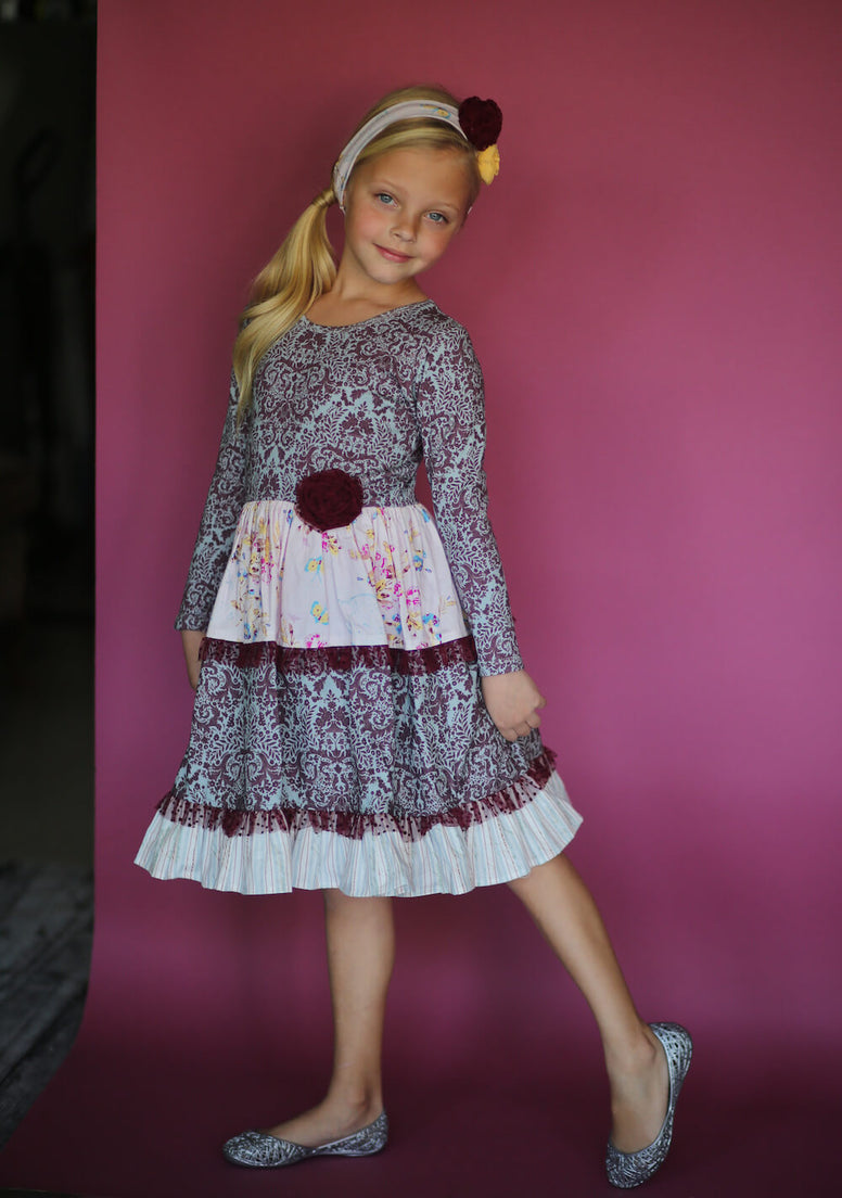 Giggle Moon Water into Wine Hannah Dress