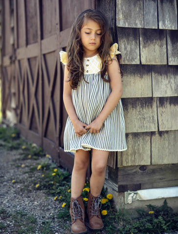 Little Prim Adelaide Dress