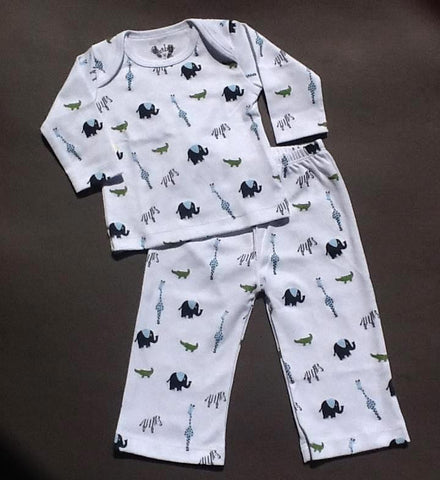 Baby & Toddler Clothing - Margery Ellen Baby Zoo Animal Set