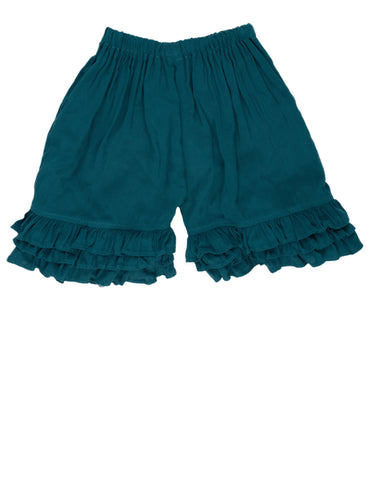 Toddler Outfits - Persnickety Felicity Turquoise Short