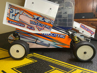 McAllister Placerville Sprint Body (Complete with Wings)