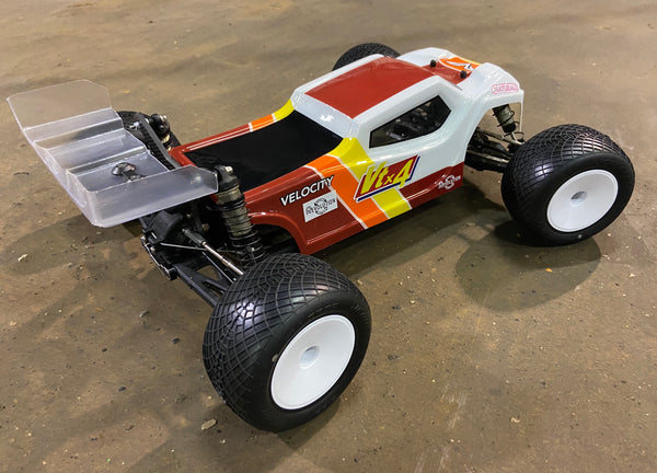 VTx4 TLR 22x4 Truggy Conversion Kit