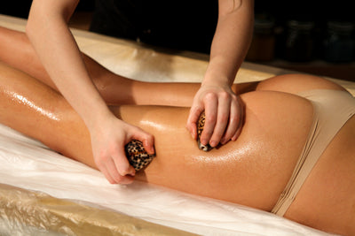 VIDEO tutorial massage with SHELLS