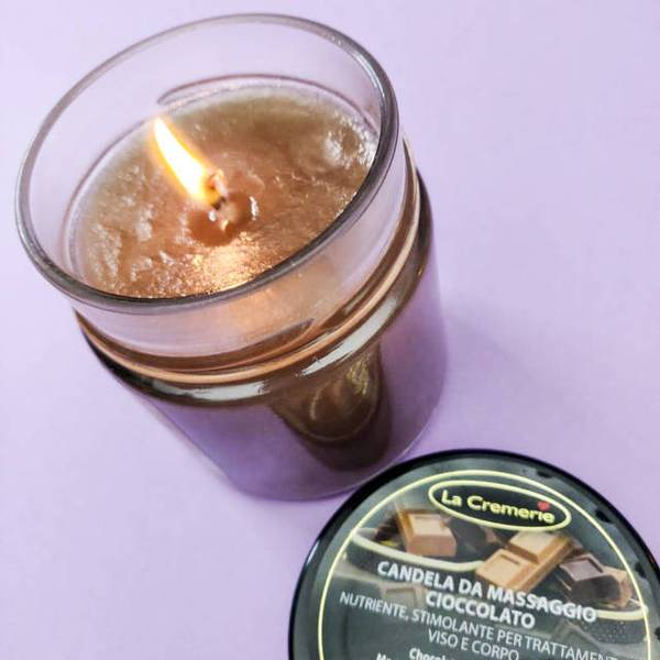 Chocolate Massage Candle 200ml