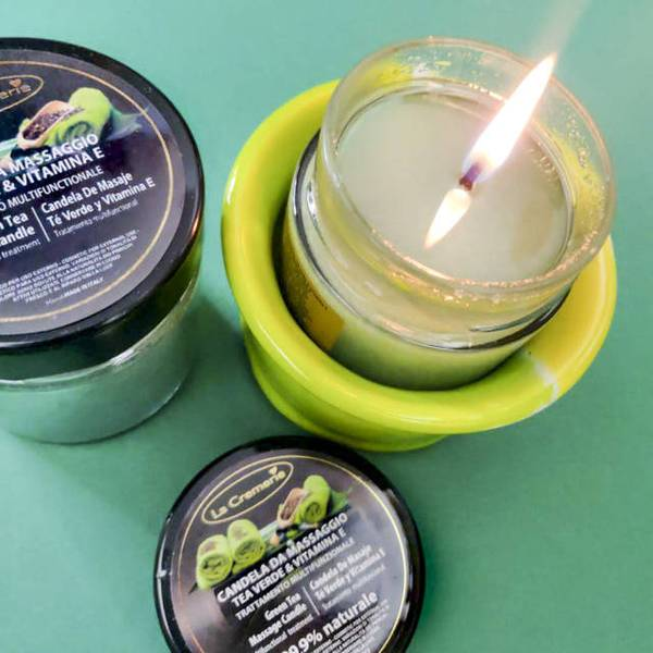 Green Tea Massage Candle 200ml