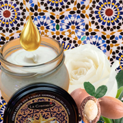 Body cream Gold Tribal Hammam 100ml