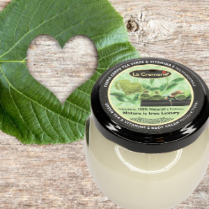 Body cream Green tea & Vitamin E