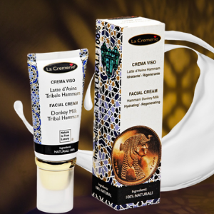 Facial Cream Donkey Milk Tribal hammam 50ml