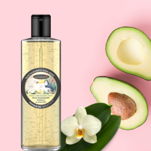 Vanilla & Avocado body oil 200ml