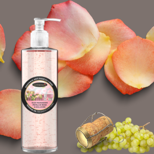 Massage oil Rose petals & Grape 500 ml