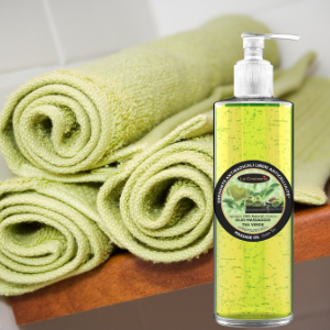 Green Tea Massage Oil & Vitamin E 500ml