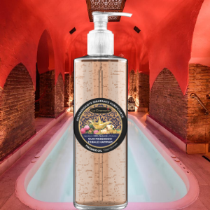 Tribal Hammam massage oil 500ml