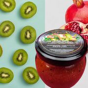 Body Scrub Pomegranate & Kiwi 100gr