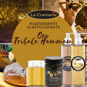 Hammam Tribal Gold complete package - Professional Body