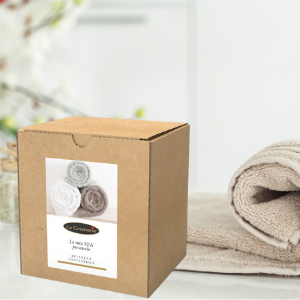 "Gift packaging kit ""In Home SPA"""
