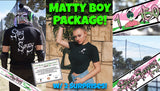 Matty Boy Stay Saucy Limited Edition Package