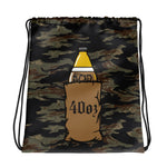 40oz Drawstring bag