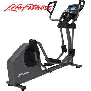 Life Fitness - E5 Elliptical Cross-Trainer