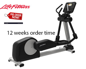 Life Fitness - Integrity with X Console Commercial Elliptical Cross-Trainer