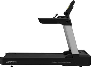Life Fitness Integrity S Base with Discover SE3HD Treadmill (Artic Silver)