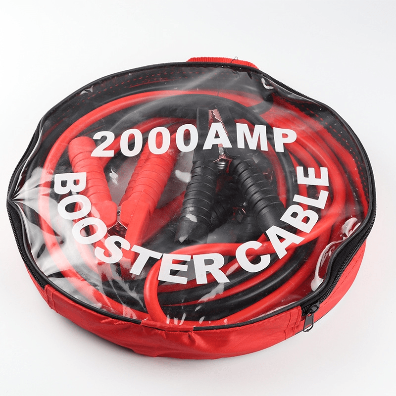 3m 1000A 2.5M Cable Car Engine Battery Booster Starter Jumper