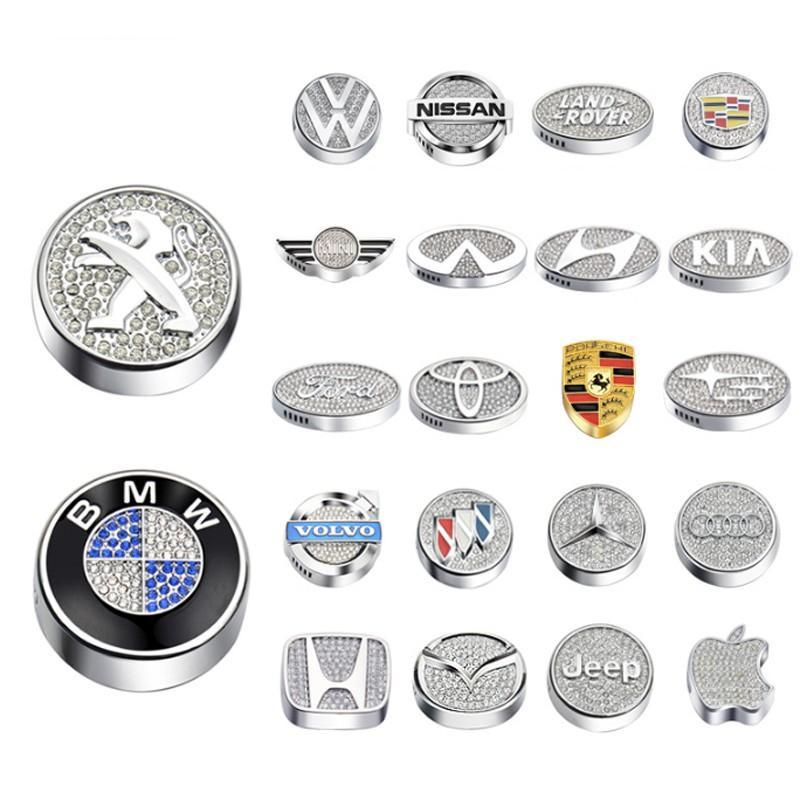 Air Freshener Hyundai Logo Diamond Air Freshener Perfume