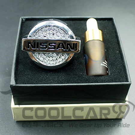 Air Freshener Nissan Logo Diamond Air Freshener Perfume