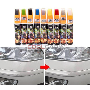 Car Coat Paint Pen Touch Up Clear Scratches Dini Fix it Repair Pro Remover Tools