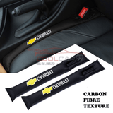 Car Seat Organizer Chevrolet Chevrolet Carbon Fiber Car Seat Gap Leak-Proof Plug 1pcs