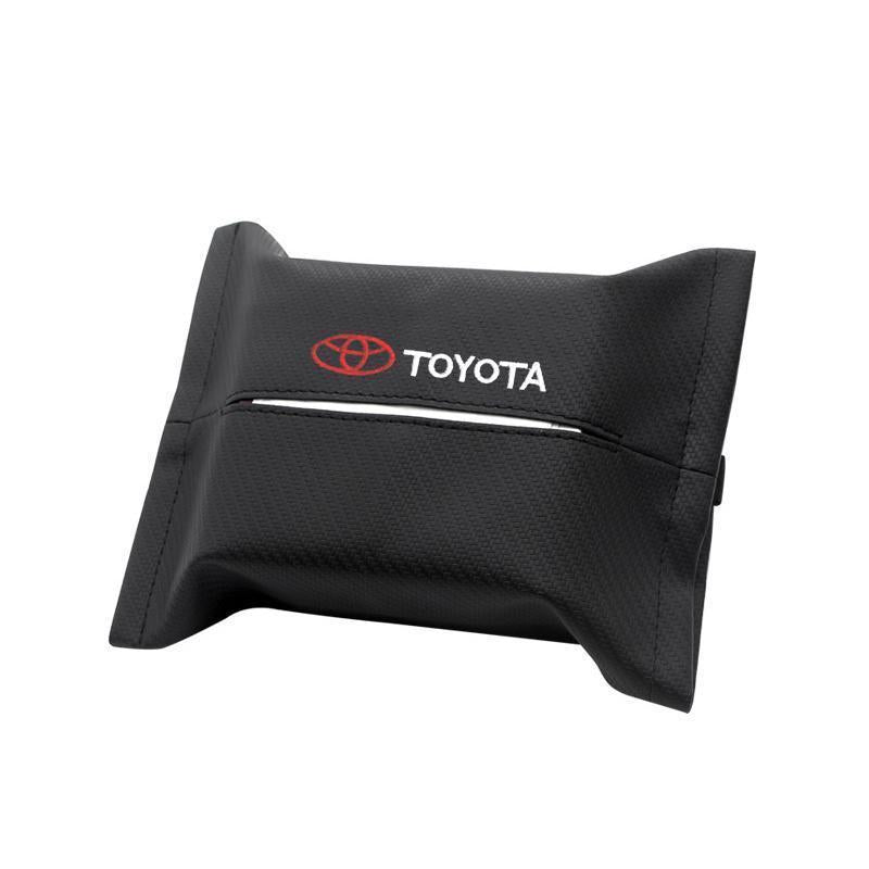 Car Seat Organizer Toyota / 1 Pc NISSAN NISMO Carbon Fiber Leather Car Tissue Box Cover