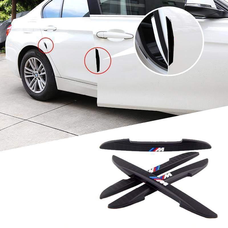 Door Protectors 4 Pcs/ Set PERODUA Car Door Anti-Collision Strip Guards Doors Side Protector