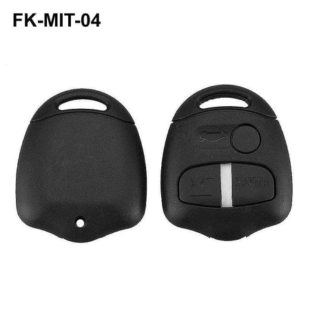 Flip Key Copy of Mitsubishi Outlander / Lancer Evolution Flip Key Case 2 Buttons