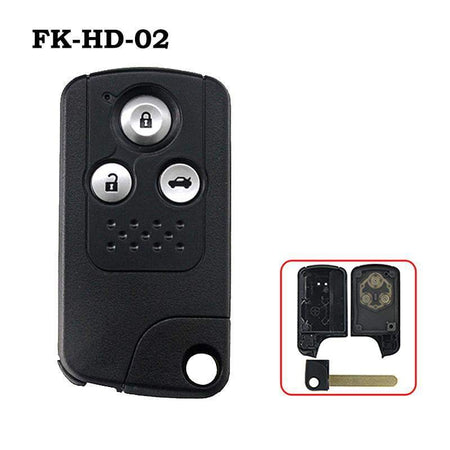 Flip Key Honda Civic FB 2011-2015 Replacement Remote Key Shell
