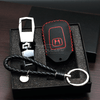 Genuine Leather Key Cover RED Honda Civic Genuine Leather Key Cover