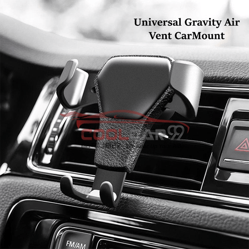 Gravity Reaction Car Holder Air Vent Mount Universal Clip Type Phone Holder Car Mount