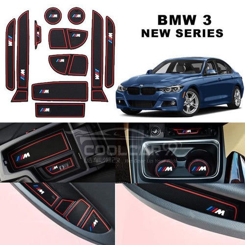 Interior Slot Mat BMW 3 Series F30 Interior Slot Mat